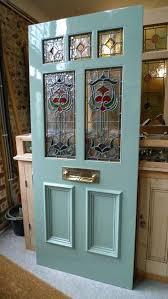 stained glass doors art door front ireland
