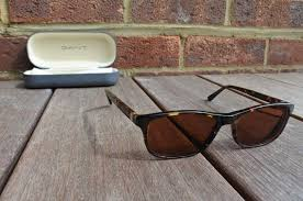 gant designer sungles from specsavers ga3049 1 review gles on wood