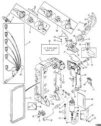 Mariner 15 hp outboard parts diagram new fuel management system breakdown for mariner mercury 150 175