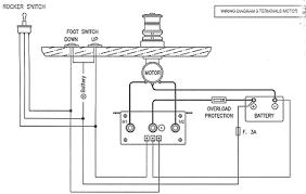 lofrans dorado 500w boat windlass 12v horizontal lw275an click here to view the 3 terminal wiring diagram
