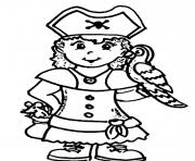 Small Picture PIRATE COLORING Pages Free Download Printable