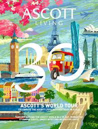 Travel magazine cover ...