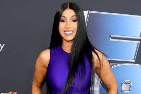 Watch Pregnant Cardi B Attempt to Do ...