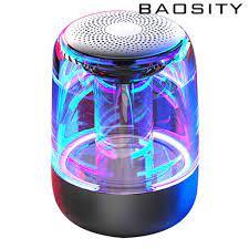 Loa Bluetooth Không Dây Tích Hợp Đèn Led Nhiều Màu - Loa kéo