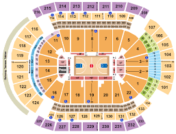 Prudential Center Seating Chart Newark