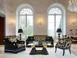 Patterned Chairs Living Room Modern Chandelier Beautiful Modern Victorian Style Living Room