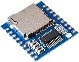 MP3 Player Audio Module <b>Voice</b> Board <b>Sound</b> Board, UART <b>Serial</b> ...