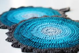 Free Crochet Potholder Patterns Beauteous Free Crochet Pattern Dutch Skies Potholders Haakmaarraaknl