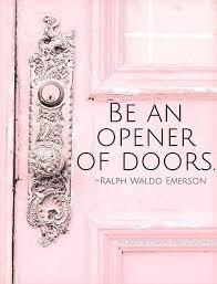 Open Door Quotes Interesting Quotes About Doors Fascinating Best 48 Open Door Quotes Ideas On