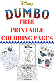Use the download button to find out the full image of disney dumbo coloring pages download, and download it for a computer. Free Dumbo Coloring Pages Activity Sheets Sneak Peek