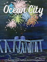 Ocean City Nj Music Pier Seating Chart July 2019 By Ocean City Magazine Issuu