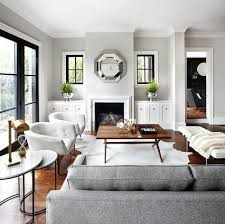 grey walls with brown furniture. 7 simple tips to make your living room look luxe grey walls with brown furniture