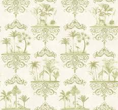 Rousseau Old Olive Groen Wit 999040 De Mooiste Muren