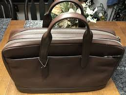 brand new coach hamilton commuter bag w tag