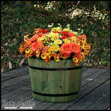 residential wood planters to enlarge