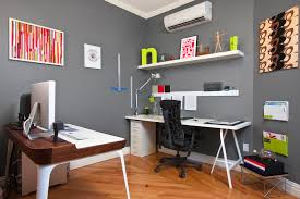 modern decoration home office features. Admirable Comfy Home Office Ideas. Fascinating Modern Comes With Computer Desk Decoration Features N