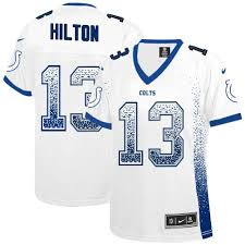 White Colts Fashion Drift y Nike Wholesale Elite Nfl Women's 13 Indianapolis T Jersey Hilton|49ers Information: Joe Staley Agrees To 2-12 Months Contract Extension With San Francisco