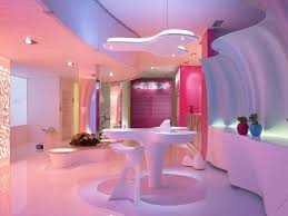 Bedroom Ideas  Beautiful Kids Bedroom For Girls Barbie With New - House of bedrooms for kids
