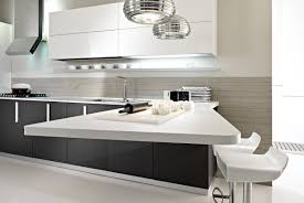 White Modern Kitchen White Kitchen Design Gorgeous Black And White Kitchen Decor