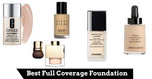 best full coverage foundation of 2019