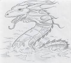sea monster drawing. Fine Drawing Sea Serpent Drawing  Google Search Throughout Sea Monster Drawing U