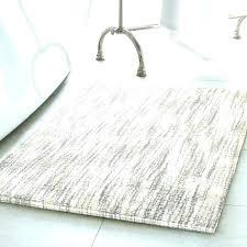 extra long bath mat non skid bathroom rugs full size of rug black color stylish mats