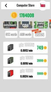 The asset is built for mobile platform (android, ios). Bitcoin Clicker Miner Simulator 2 Miner Clicker Bitcoin Packs Bitcoin Crypto Bitcoin Graphic Card