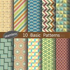 Pattern Collection Inspiration Basic Pattern Collection By Watchada GraphicRiver