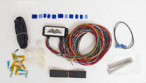 ultima plus complete electronic wiring system harness for harley Ultima Wiring Harness image is loading ultima plus complete electronic wiring system harness for ultima wiring harness diagram