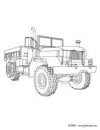 Coloriages Coloriage Camion Truck Fr Hellokids Com