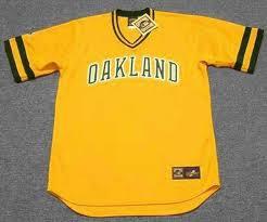 Jersey Athletics Oakland Baseball Oakland Athletics