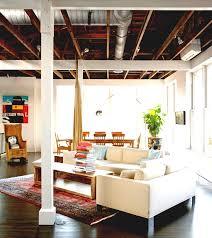 unfinished basement lighting. creative unfinished basement ceiling ideas with great lighting