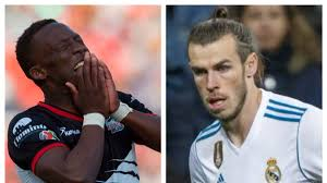real madrid luis advíncula pips gareth bale as fastest player in the world as