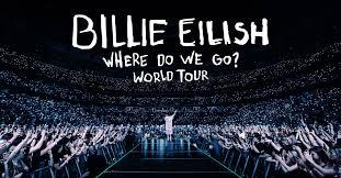 Billie Eilish Bridgestone Arena