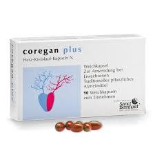 Coregan Plus Herz Kreislauf Kapseln N