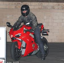 need for sd tom cruise left matsuhisa alone aboard his red ducati motorcycle after dinner