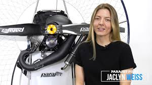 How I 'Gott' into Paramotoring with Tucker's girlfriend Jaclyn ...
