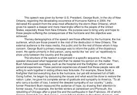 george bush speech analysis this speech was given by former u s document image preview