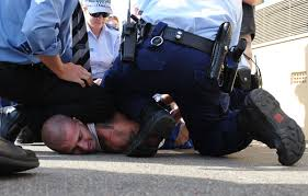 Image result for police arresting criminal