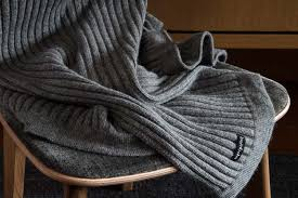 wide rib blankets and throws