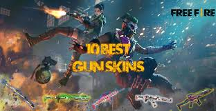 Mp40 king best mp40 player free fire best gamplay kiling montage. Free Fire 10 Best Gun Skins You Should Try To Get Gamingonphone