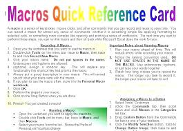 Style Guide Template Word Reference Card Template Designtruck Co
