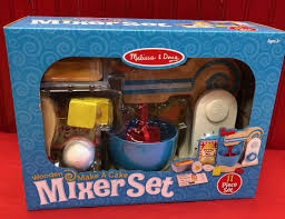 make a cake mixer set this wooden cake making set is sure to bring out the baker in everyone with wooden er eggs and cake mix any child can feel