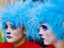 bad hair day costume ideas seussical costumes makeup thing one costume