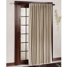 Patio Door Curtain Curtain Sliding Door Ds Window Treatments Decorations Interior