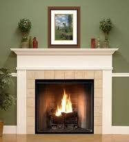 Pearl Mantels Auburn Traditional Fireplace Mantel Shelf  HayneedleFireplace Mantel