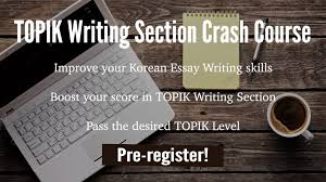 topik writing section crash course topik guide