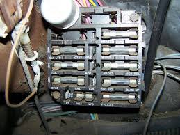 fuse block photo please chevy nova forum 68 nova