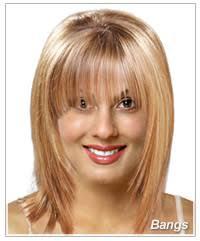a bangs virtual hairstyle