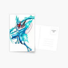 Pokemon Ash-Greninja